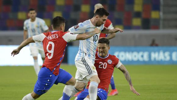 Argentina Vs Chile: Gol Alexis Sanchez Bawa Chile Imbangi Argentina