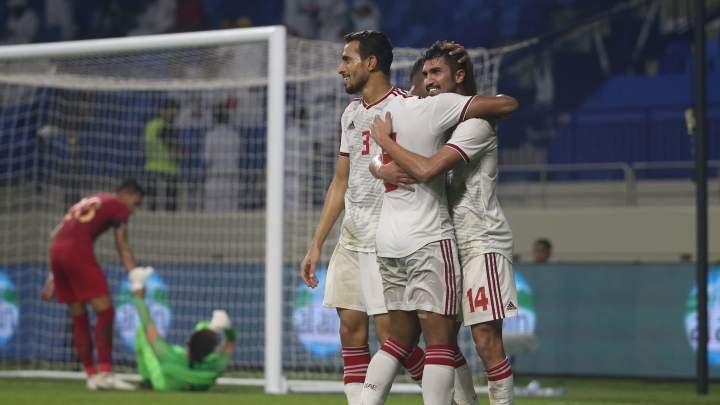 Indonesia Vs UAE: Timnas Garuda Kalah Telak Lima Gol