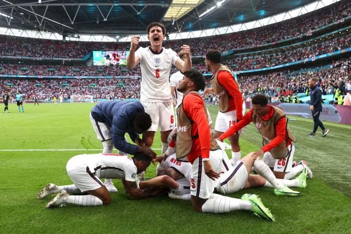 Inggris Vs Jerman: The Three Lions Bungkam Jerman 2-0