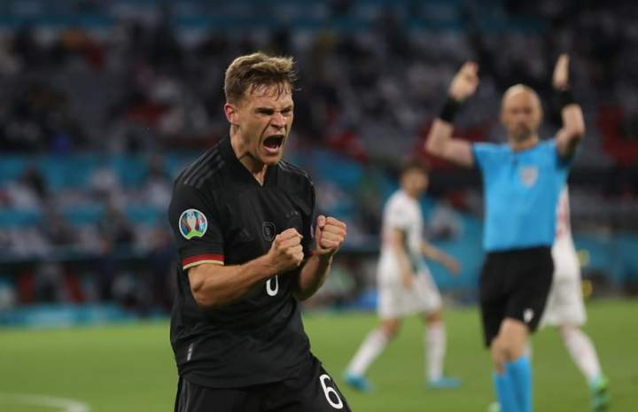Jerman Vs Hungaria: Nyaris Kalah, Die Mannschaft Imbangi Hongaria 2-2