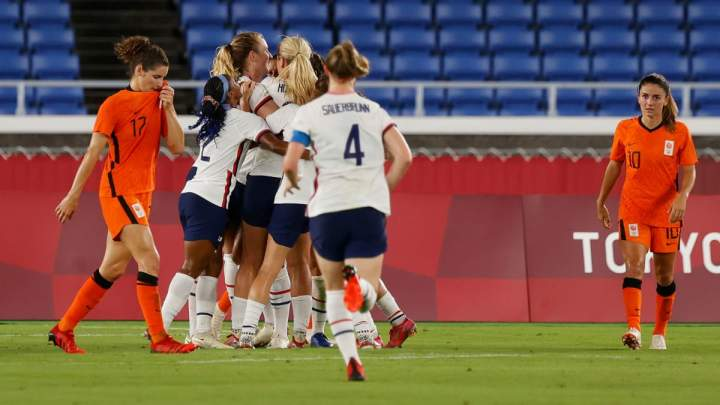 Belanda Vs Amerika Serikat: Amerika Lolos Ke Babak Semifinal