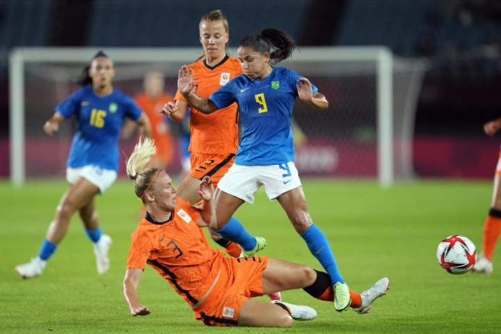 Belanda Vs Brazil: Selecao Ditahan Imbang Belanda 3-3