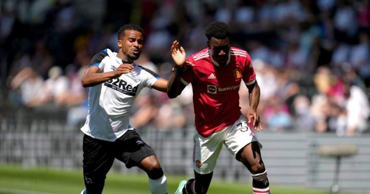 Derby County Vs MU: Setan Merah Bukukan Kemenangan 2-1