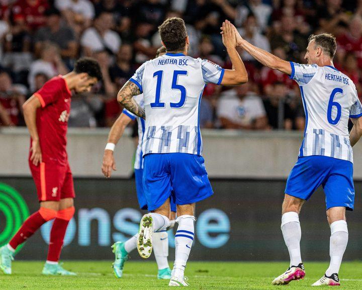 Hertha Berlin Vs Liverpool: The Reds Ditumbangkan Hertha 4-3