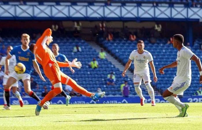 Rangers Vs Real Madrid: Los Blancos Dibekuk Rangers 2-1