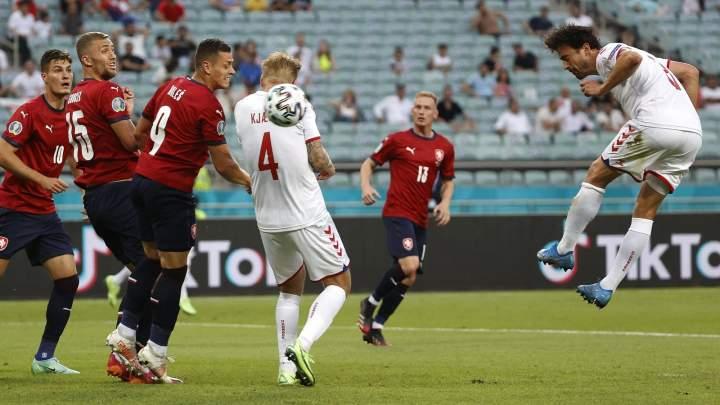 Republik Ceko Vs Denmark: Menang 2-0, Tim Dinamit Ke Semifinal