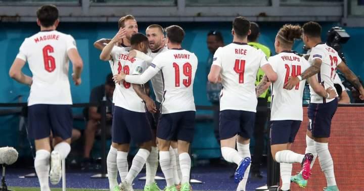 Ukraina Vs Inggris: Kane Dua Gol, Inggris Menang Telak 4-0
