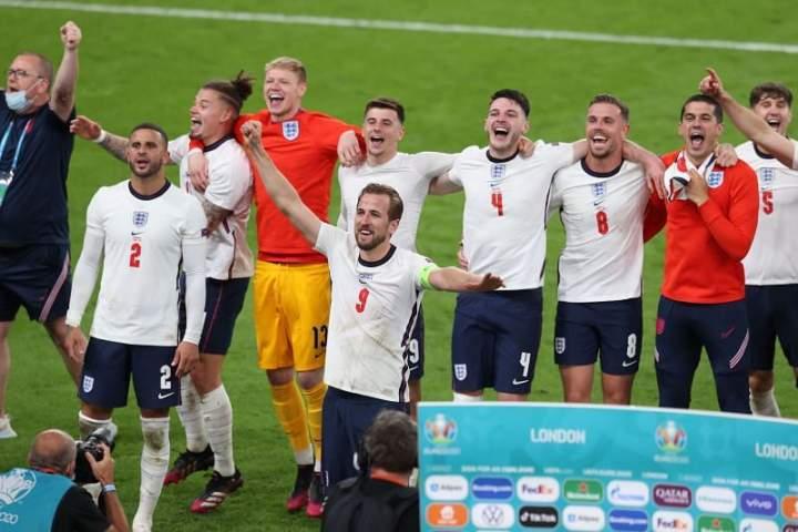 Usai Inggris Vs Denmark, Rekor Menarik Grealish Dan Kane