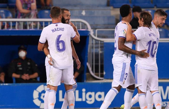 Alaves Vs Real Madrid: Menang 4-1, Los Blancos Pimpin Klasemen