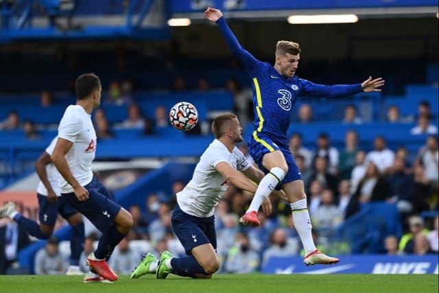 Hasil Chelsea Vs Tottenham: The Lillywhites Imbangi Chelsea 2-2