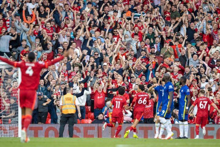 Hasil Liverpool Vs Chelsea: The Reds Imbangi Chelsea 1-1