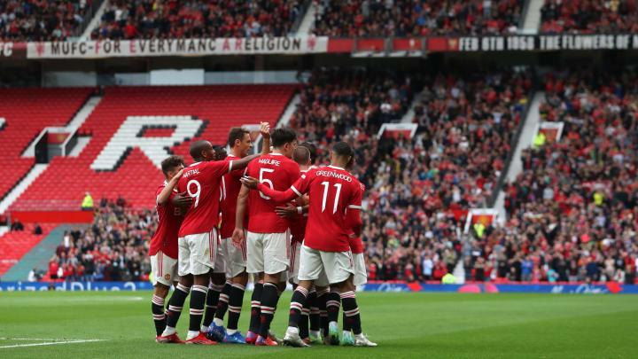 MU Vs Everton: Setan Merah Sikat The Toffees 4-0