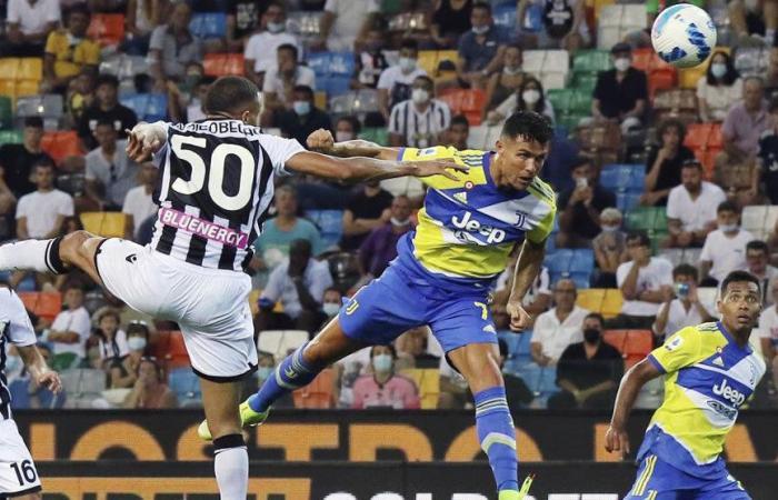 Udinese Vs Juventus: Si Nyoya Tua Tertahan Di Pekan Pertama