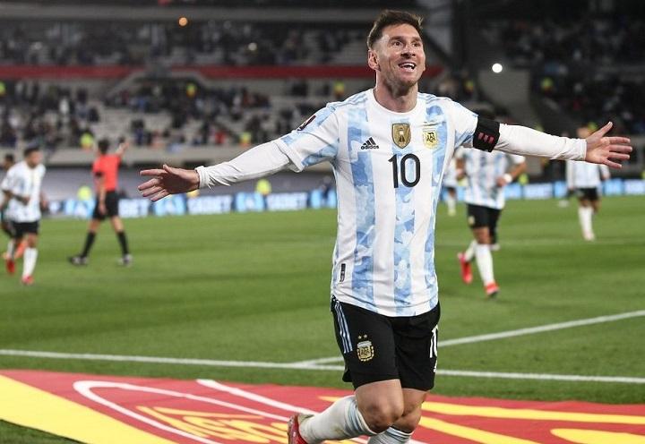 Argentina Vs Bolivia: Tiga Gol Messi Menangkan Tim Tango
