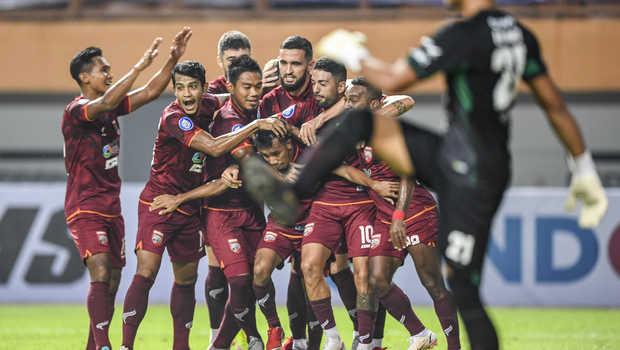 Borneo FC Vs Persebaya Surabaya: Tim Bajul Ijo Kalah 3-1