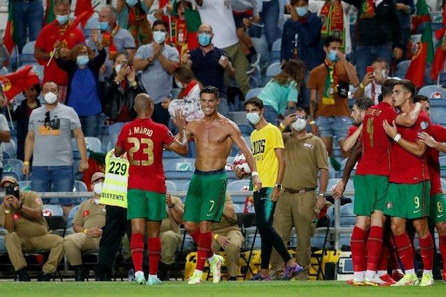 Hasil Kualifikasi PD 2022 Zona Eropa, Portugal Bekuk Republik Irlandia
