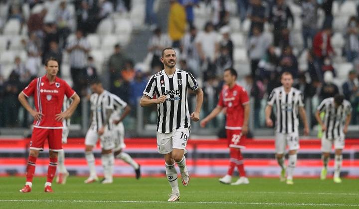 Juventus Vs Sampdoria: Si Nyonya Tua Menang 3-2