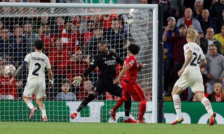 Liverpool Vs AC Milan: Rossoneri Dibungkam The Reds 3-2