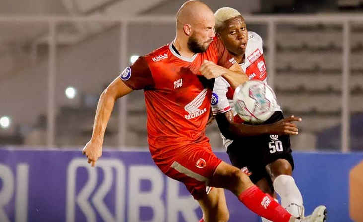 Madura United Vs PSM Makassar: Madura United Imbangi PSM 1-1