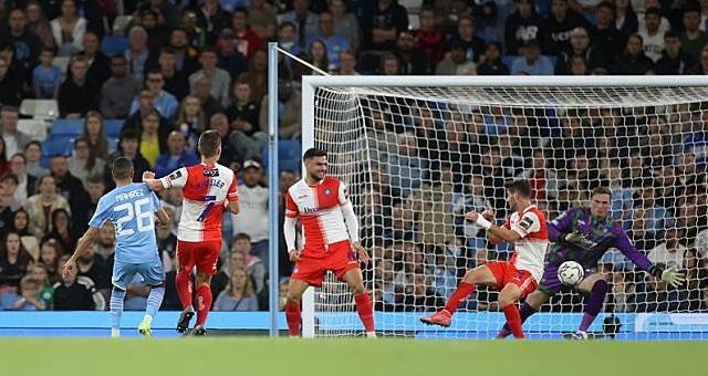 Manchester City Vs Wycombe: The Citizens Bungkam Tamunya 6-1