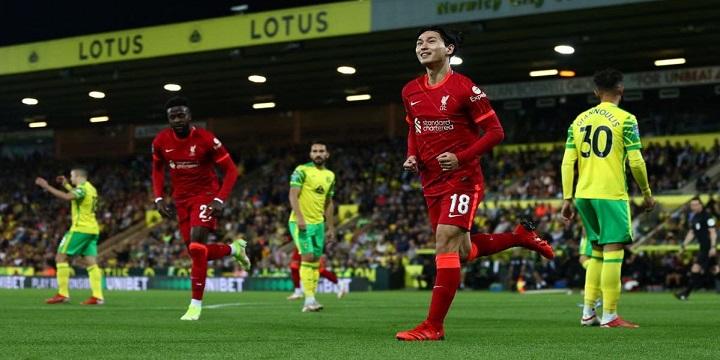 Norwich Vs Liverpool: The Reds Amankan Tiket Babak Keempat