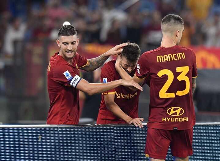 Pekan Ketiga Liga Italia 2021-2022: AS Roma Teratas