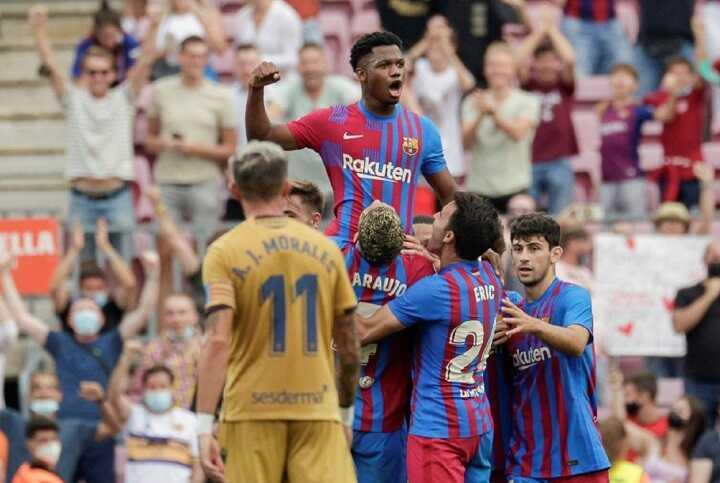 Pekan Ketujuh Liga Spanyol 2021-2022: Barcelona Kalahkan Levante