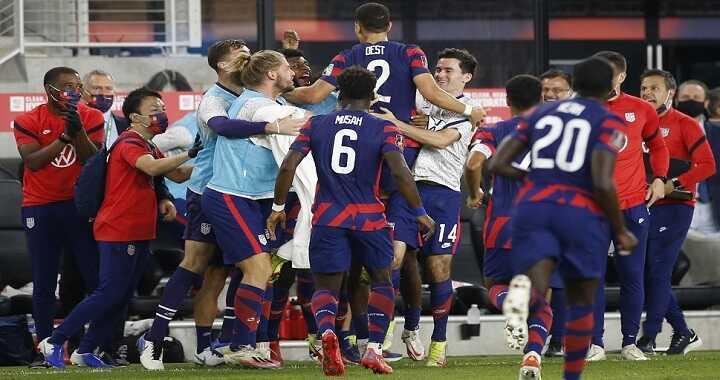 Amerika Vs Costa Rica: The Yanks Kalahkan Kosta Rika 2-1