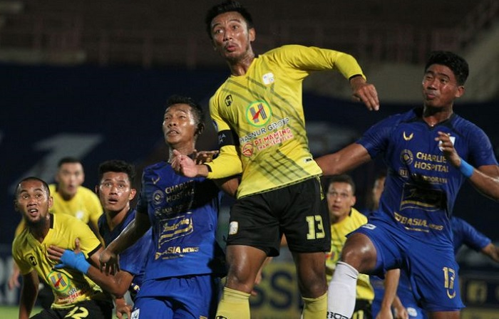 Barito Putera Vs PSIS Semarang: Laskar Mahesa Jenar Menang 1-0