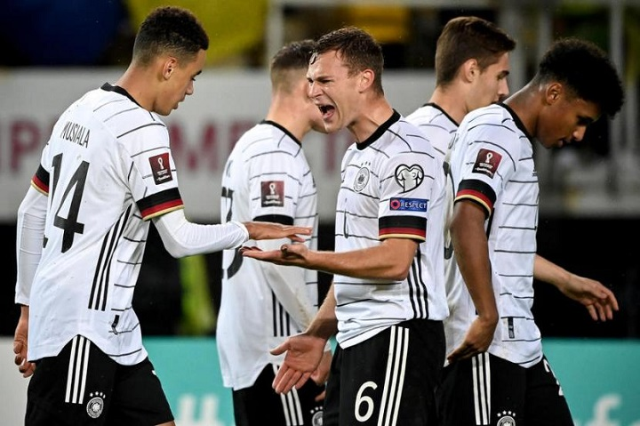 Makedonia Utara Vs Jerman: Menang 4-0, Jerman Lolos PD 2022
