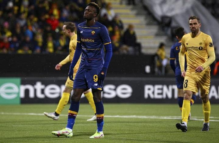 Matchday Ketiga Conference League 2021-2022: Roma-Tottenham Kalah