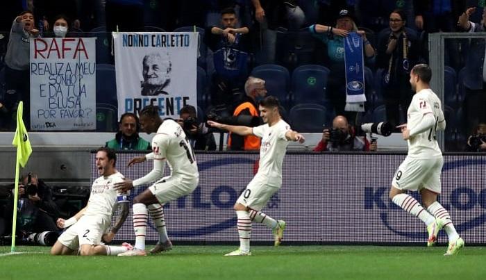Pekan Ketujuh Liga Italia 2021-2022: Milan Geser Posisi Inter